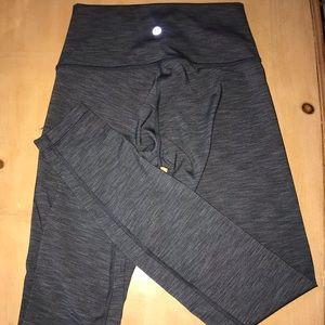 Lulu lemon Align High waisted leggings